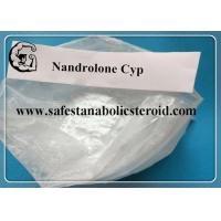 Quality Semi - Finshed  Injectable Nandrolone Cypionate Safe Steroids For Bodybuilding 200mg / Ml for sale