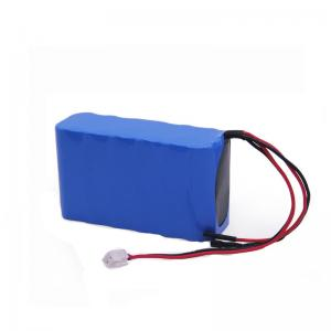 Quality NMC 8800mAh 12V 18650 Battery Pack 1C Discharge IEC62133 for sale