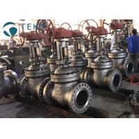 Quality High Pressure Flexible Wedge Flanged Gate Valve Cast Steel For WOG for sale