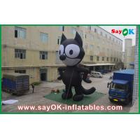 Quality 5M Oxford Cloth Inflatable Cartoon Characters Inflatable Toy For Trade Show for sale