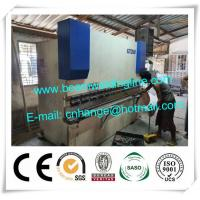 China CNC Hydraulic Press Brake With Delem Controller DA69T CNC System on sale