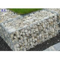 China Custom Stainless Steel Gabion Baskets For Building Retaining Walls on sale