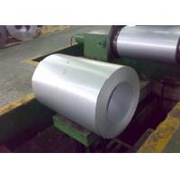 Quality 201 304 Stainless Steel Cold Rolled Coils , Mill Edge Cold Rolled Galvanized Steel Coil for sale