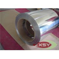 Buy Cold Rolling Household Aluminium Foil Roll Continuous Casting at wholesale prices