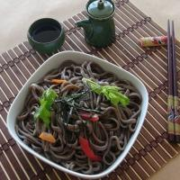Quality Organic vegetarian and lwo fat Buckwheat Noodle for sale