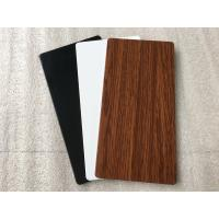 Buy Lightweight External Building Cladding Materials With PVDF And FEVE Paint at wholesale prices