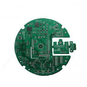 Quality HALS lead free FR4 Rigid PCB Board / PCBA 900 x 580mm green Solder Mask for sale