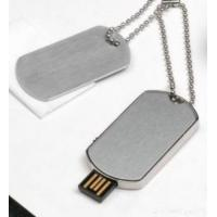 Buy cheap Dog Tag Usb Flash Drives from wholesalers