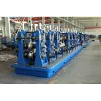 Large Size SS Tube Mill Machine , Rectangular Pipe Roll Forming Mill
