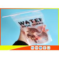 Quality Leakage Proof Stand Up Ziplock Bags Custom Printed Zipper Pouch Liquid Packaging for sale