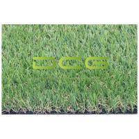 Buy Plastic Turf Grass Realistic Artificial Grass Backyard SGS Certificate Approved at wholesale prices