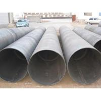 Quality ASTM A252 C210 Galvanized Sprial Steel Pipe SAWH / SSAW API 5L For agriculture equipment for sale