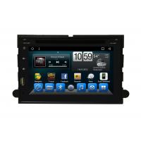 Quality Android GPS Ford Auto Navigation System Octa Core Expedition Mustang Escape for sale