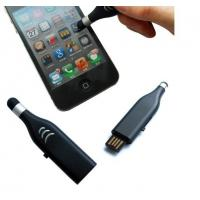 Quality Cellphone Touch Screen Pen Mini 16GB Thumb Drive 2.0 , Reading 12-25M/S  Writing 4-10M/S for sale