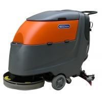 China Powerful Concrete Floor Cleaning Machine / Automatic Floor Scrubber Machine on sale