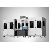 Quality High Power Leather Laser Engraving Machine 375W Roll - To - Roll Feeding for sale