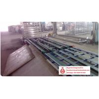 Buy cheap Fireproof Insulation Magnesium Oxide MgO Board Production Line with Square / Tapered Edge from wholesalers
