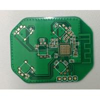Quality 1oz copper thickness mobile phone prototype pcb boards hasl lead free , fr-4 base for sale