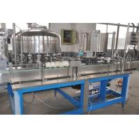 Quality carbonated soft drink canned production line tin can carbonated drink filling aluminium can seaming machine for sale