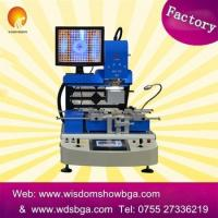 Quality 2016 new fashion WDS-750 automatic BGA rework station with optical alignment system for sale
