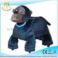 Quality Hansel amusement park zippy motorcycle rides,happy rider motorcycle,children eletric motor for sale