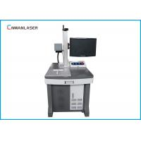 Buy cheap Wood Bamboo Glass Ceramic 30 W Co2 Laser Marking Machine With Galvo Scanning System from wholesalers