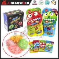 China 4g Fruity Pop Rock Candy, 4 Flavors Explota X4 Popping Candy on sale
