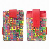 Quality PU Leather Pouches/Cover/Case for Mobile Phone, Bodino Brand for High-quality for sale