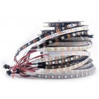 Quality Warm White Colour  Led Strip Lights 12v / Outdoor Led Strip Lights Waterproof IP65 for sale