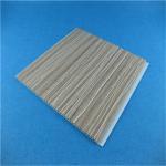 Quality Laminating Plastic UPVC Basement Wall Panels 250mm x 5mm x 2950mm for sale