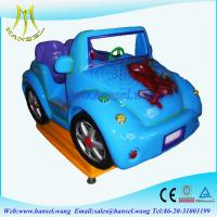 Quality Hansel fast profits coin operated children theme park equipment for sale for sale