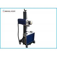Buy cheap Air Cooling Flying 20w Co2 Laser Carving Machine For Easy Tear Line Marker from wholesalers