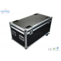 Quality 4 Pcs Handle Custom Flight Cases For Indoor / Outdoor LED Par Light for sale