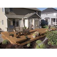 Quality Compsoite Garden Decking Non Slip Decking for sale