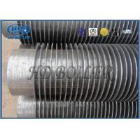 Quality Industrial Boiler Economizer Heat Exchanger Tubes , Boiler Fin Tube For Heat Transfer for sale