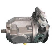 Quality Small Variable Displacement Rotary Tandem Piston Pump , Splined Shaft for sale
