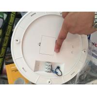 China 12W LED Round infrared sensor light for sale