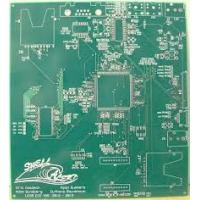 Quality Industrial pcb printed circuit board 1.6mm thickness , FR4 base with ENIG for sale