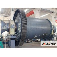 Quality Large Discharge Opening Mineral Ore Mining Ball Mill / Ball Milling Equipment for sale