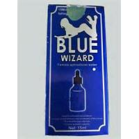 Buy Blue Wizard Improvement Sex Drop for Famale Blue Wizard Female Aphrodisiac Water Herbal Sex Enhancer at wholesale prices