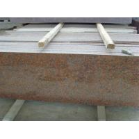 China Maple Red G562 Polished Slabs for Wall/Flooring/Stairs for sale