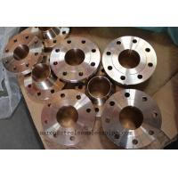 Quality Copper-Nickel Flanges, ASTM B151 Uns C70600  C71500, Cu-Ni 90/10 Flange SOFF 18'' 150# for sale