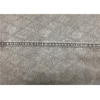 Quality Washed PU Leather Fabric , Handbags Synthetic Leather Fabric Abrasion Resistant for sale