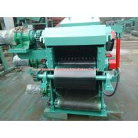 Heavy Duty Wood Chipper Intelligent Control For Chipping Particle Board for sale