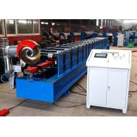 Buy Round Shape Rainspout Down Spout Roll Forming Machine 0.5mm Material PPGI and GI Steel at wholesale prices