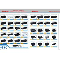 China HDMI convertor ,HDMI martrix,HDMI switch,HDMI splitter,HDMI extender for sale