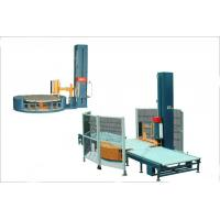 Quality Automatic pallet stretch wrappers shrink packaging equipment for industries Liquid food for sale
