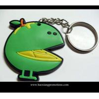 Quality silicone keychain of differents designs for sale