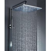 Quality Rotating Glass Mobile Home Shower Enclosures for Steam Room Door Shower Screen for sale