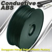 Quality Markerbot ,  ABS Conductive 3D Printer Filament 1.75mm / 3.0 mm for sale
